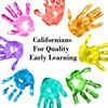 CQEL - Californians for Quality Early Learning