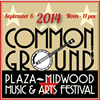 Common Ground - Plaza Midwood Music & Arts Festival
