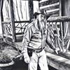The Log Whisperer at Old Log Houses by Thomas