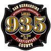 San Bernardino County Professional Firefighters Local 935