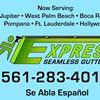 Express Seamless Gutters