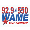 WAME Radio - Real Country 92.9