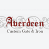Aberdeen Custom Gate and Iron