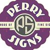 Perry Signs of London