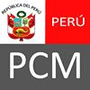 Presidencia del Consejo de Ministros del Perú