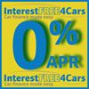Interest Free 4 Cars