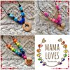 Mama Loves Handmade- babywearing, nursing, teething necklaces.