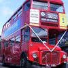 Routemaster travel south