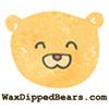 Scented Wax Bears - Wax Dipped Bears