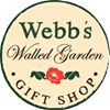 Webbs Walled Garden Gift Shop