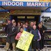 Kilmarnock indoor market