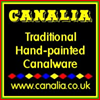 Canalia Hand-Painted Canalware