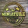 The Miniature Sports Bar and Grill