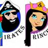 Pirates and Princesses. The traditional toy and gift boutique