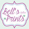 Bell's Button Prints