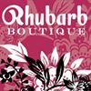Rhubarb - the boutique with benefits