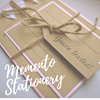 Memento Stationery