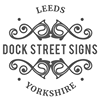 Dock Street Signs