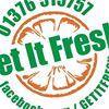 Get It Fresh at the station