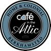 Cafe in the attic