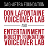 Don LaFontaine Voiceover Lab & EIF Voiceover Lab