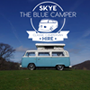 Skye the Blue Camper