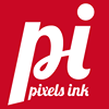 Pixels Ink