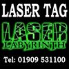 Laser Labyrinth