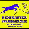 Ridemaster Products