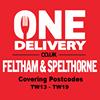 One Delivery Feltham & Ashford