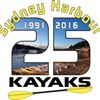Sydney Harbour Kayaks - Sydney Australia.