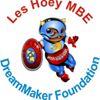Les Hoey MBE DreamMaker Foundation SCIO