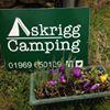 Askrigg Camping Wensleydale.
