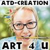ATD-creation  -  Hand painted portraits from photos