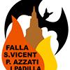 Falla San Vicente Periodista Azzati