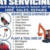 A1 servicing and Tool hire