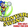 Barnyard Swing Miniature Golf