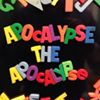 Apocalypse the Apocalypse - East End Recording Facility