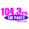 104.3 THE PARTY