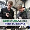 Easton & Otley College Work Experience