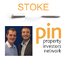 Stoke pin - property investors network