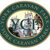 York Caravan Park, York, UK.