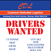 Cdl Recruitment HGV Driving Work Bristol