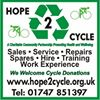 Hope 2 Cycle