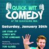 Quick Wit Comedy Night