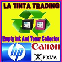 Empty Ink and Toner Collector