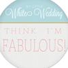 My Little White Wedding