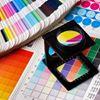 Rainbow Print Wales