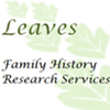Leaves Family History Research Services