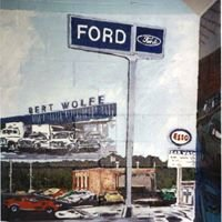 Bert Wolfe Ford